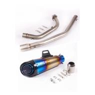 Honda CBR150R 16-19年雙燈版 改裝全段排氣管