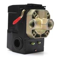 Air Compressor Pressure Switch Control Valve 90-120 PSI 1/4quot NPT Single Port