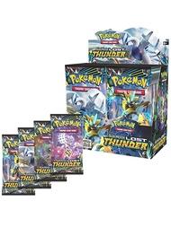 324บัตรPokemon TCG: Sun & Moon Celestial Storm 36-Pack Booster Box Tradingเกมเด็กของเล่น