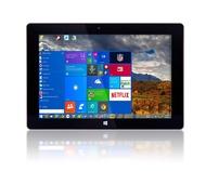 "10"" Fusion5 Ultra Slim Windows Tablet PC- (Full Size USB 3.0, Intel Quad-core, 5MP and 2MP Dual Cameras, HDMI, Bluetooth, Windows 10 Home Tablet Computer) (64GB)"