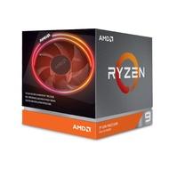 AMD Ryzen 9-3900XT 3.8GHz 12核心 中央處理器