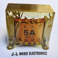 Trafo 5A Ampere 0 Matahari Non CT travo 32v