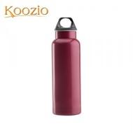 Koozio經典水瓶 600ml-紫嫣紅