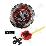 死亡凤凰 B131爆裂陀螺 盒裝爆旋陀螺玩具 Dead Phoenix SUPER Z 附雙向拉尺發射器