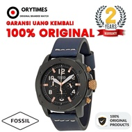 Fossil FS5066 Men's Watches - Original Fossil Watches - Fossil FS 5066 Machine Chronograph