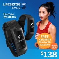 Buy Lifesense Band3 and get a FREE Nakamichi Bluetooth Earpiece