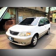 自售 2001 MAZDA MPV 2.5 馬自達 7人座 休旅車