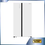 Hisense Refrigerator (620L) Side by Side Inverter RS686N4AWU