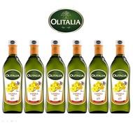 Olitalia奧利塔頂級芥花油禮盒組(750mlx6瓶)