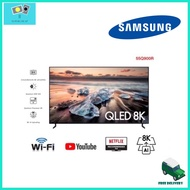 SAMSUNG SMART TV 8K รุ่น QA55Q900RBKXXT (QLED TV 8K 55 นิ้ว 55Q900)