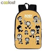2020 B agpack สำหรับเด็กใหม่โก่ง Bandi เครื่องหมึก schoolbags สร้างสรรค์โพลีเอสเตอร์ที่เดินทางมาพักผ่อนนักเรียนกระเป๋าเป้สะพายหลัง