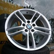 BMW M版 18吋前後配鋁圈 E46 E90 E91 E92 5/120