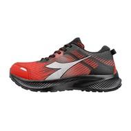DIADORA專業男段輕量跑鞋黑紅73113