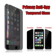 Tempered glass SPY OPPO F9 / F7 / F5 / PRO / YOUTH F3 F1s PRIVACY screen protector