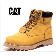 【木*卡*木B】CAT 男士馬丁靴 女短靴 雪地靴 工裝鞋子 男鞋 情侶鞋 戶外登山鞋