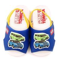 【童鞋城堡】後帶拖鞋 Tomica多美小汽車(TM1811-藍)