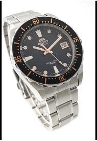 Orient Orient Women's Stainless Steel Watch - FAC0A001B0