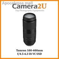 ┋►❁Tamron 100-400mm f/4.5-6.3 Di VC USD Lens (Import)