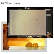 適用於10.1英寸Lenovo TAB4 Tab 4 10 Plus TB-X704 TB-X704L TB X704液