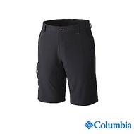 Columbia 哥倫比亞 男款-UPF50防潑短褲-黑色 UFM10280BK