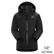 【Arcteryx 始祖鳥】女 Fission SV GORE-TEX 化纖外套(黑)