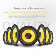 ℗✤5 inch 6 8 10 car subwoofer modified home audio speaker low power