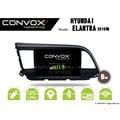 音仕達汽車音響 CONVOX 現代 ELANTRA 2019年 9吋安卓機 八核心 2G+32G 8核心 4G+64G