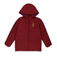 【NIKE 耐吉】HEAVY WEIGHT PARKA JACKET-WK2B7BA4L-CAV(NIKE 青少年 羽絨外套 騎士隊)