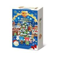 【ACE】2019年聖誕節倒數月曆禮盒 根特小鎮聖誕市集 (24天倒數軟糖禮盒)