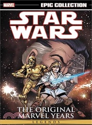 9915.Star Wars Legends Epic Collection ― The Original Marvel Years Mary Jo Duffy; Archie Goodwin; Michael Golden; Chris Claremont; Carmine Infantino (ILT)