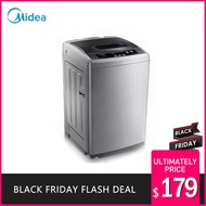 [12.12 Promotion]MIDEA  Washer And Dryer Combo Set Free Delivery  Installation Disposal