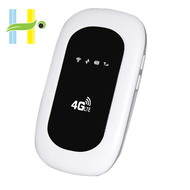 4G Wireless Router Car Wifi Mobile Hotspot Device with Sim Card Slot