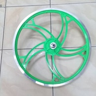 Readystok⭐️ 20''' Alloy Sport Rim for bicycle 20''