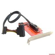 【朝暉電腦配件】cablecc NVMe M.2 NGFF M SSD轉PCIe 轉接卡配intel 750轉接線