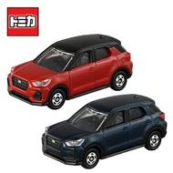 【日本正版】兩款一組 TOMICA NO.36 大發 Rocky 初回特別式樣 DAIHATSU 玩具車 多美小汽車 - 156673