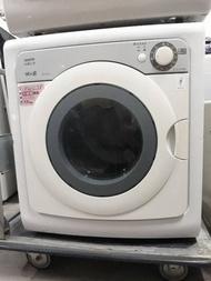 三洋7.5公斤烘衣機   2017年   8成新