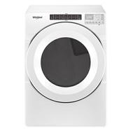 【得意家電】Whirlpool 惠而浦 8TWGD5620HW 快烘 瓦斯型 滾筒式 乾衣機(16kg)(白色) ~美國原裝進口~