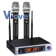 UHF Wireless Microphone System(US Plug)