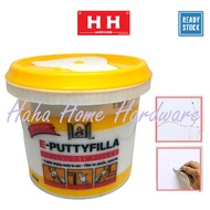 [Shop Malaysia] Putty Filler Filling Cracks and Holes ; Cellulose Filler ; Tampung Lubang (0.5KG) - White ~Haha Home Hardware~