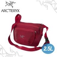 ARC'TERYX 始祖鳥 MAKA 2 WAISTPACK 多功能腰包 2.5L《火山紅》/17172/側背包
