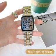 เหมาะสำหรับ Apple Watch Iwatch5/6สายคล้อง Applewatch เซรามิค3/4 Generation 2โซ่ Se โลหะสแตนเลส40/44mm42น้ำยี่ห้อ SeriesS ผู้ชาย1ใหม่แฟชั่น38ไอเดียเซรามิค,สแตนเลส,A ตัวเลือกหลากหลายสบาย Room,ซื้อและ