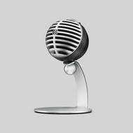 志達電子 MV5 美國SHURE 麥克風 MOTIV MV5 錄音麥克風/電容式麥克風 附麥克風立架(iOS/Mac/PC)台灣公司貨/一年保固