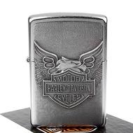 【ZIPPO】美系-哈雷-Harley-Davidson-Iron Eagle(老鷹立體貼飾設計)