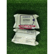EXPRESS MAKEUP REMOVER AVENYS 30wipes