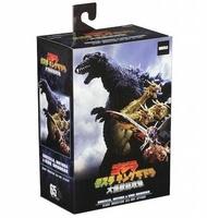 現貨! NECA 2001原子攻擊版 哥吉拉 Godzilla 7吋 超可動 恐龍