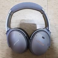 bose qc35降噪無線藍芽耳機 右耳壞了 當零件賣
