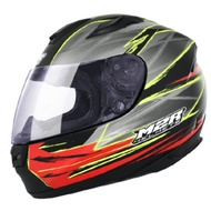 M2R  F2C F2-C #19 消灰紅 安全帽全罩 全可拆洗 複合玻纖帽體 超輕量化