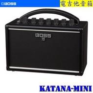 【非凡樂器】Roland Katana mini 電吉他音箱
