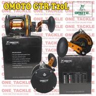 Omoto GTR Jigging Reel Right Handle