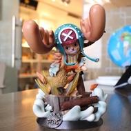 海賊王 PT 系列 喬巴 GK 雕像 盒裝公仔擺件模型公仔
